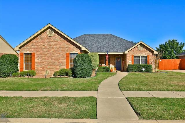 610 Turkey Run, Abilene, TX 79602 (MLS #14466402) :: The Paula Jones Team | RE/MAX of Abilene