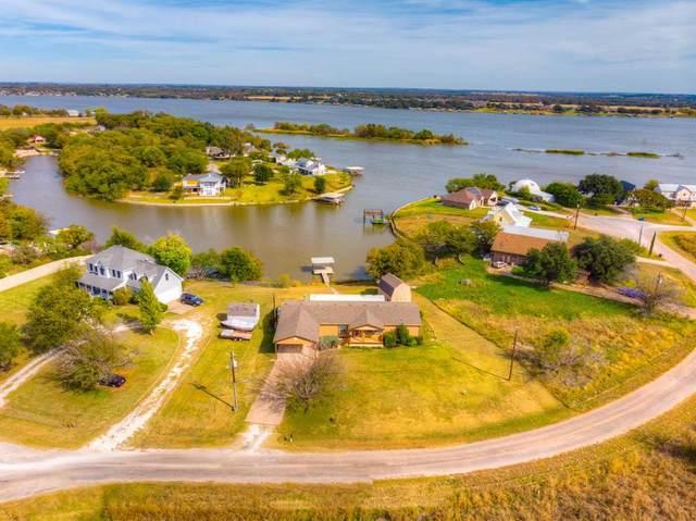 2400 Sunrise Bay Court, Granbury, TX 76048 (MLS #14466449) :: Trinity Premier Properties