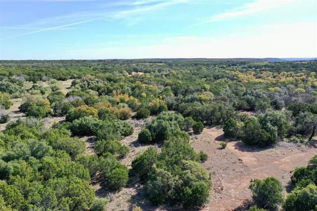 001 School House Road, Gordon, TX 76453 (MLS #14466458) :: The Kimberly Davis Group