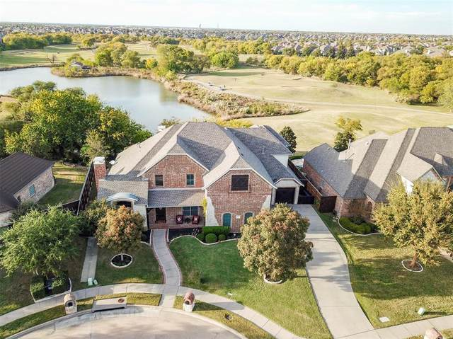 2222 Gunnison Trail, Frisco, TX 75033 (MLS #14466485) :: Real Estate By Design