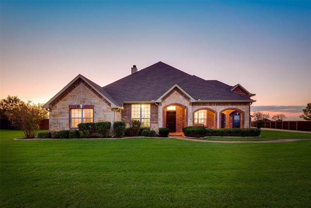 1052 Harvest Hill Circle, Royse City, TX 75189 (MLS #14466488) :: Real Estate By Design