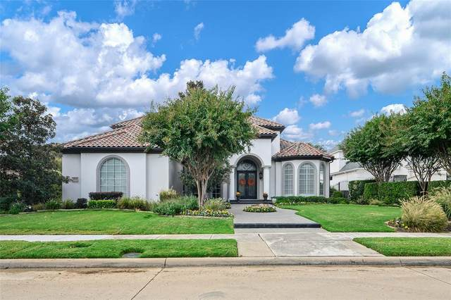 3013 Shelton Way, Plano, TX 75093 (MLS #14466586) :: Real Estate By Design