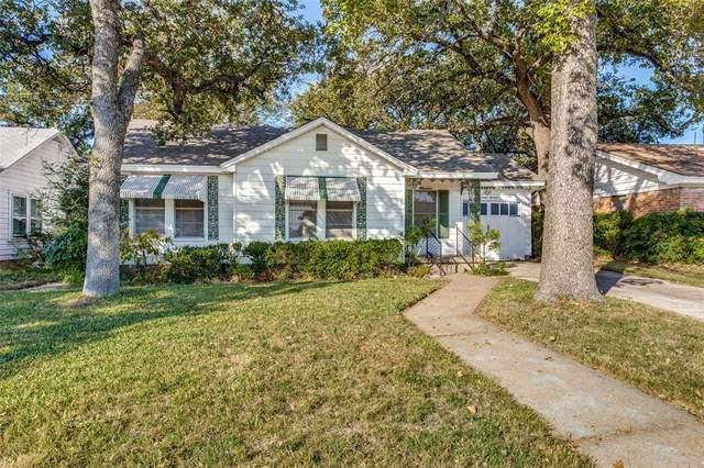 1713 N Sylvania Avenue, Fort Worth, TX 76111 (MLS #14466665) :: Potts Realty Group