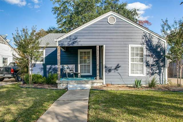 2713 Ryan Avenue, Fort Worth, TX 76110 (MLS #14466800) :: Keller Williams Realty