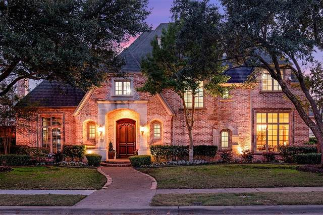 5732 Northbrook Drive, Plano, TX 75093 (MLS #14466811) :: Real Estate By Design
