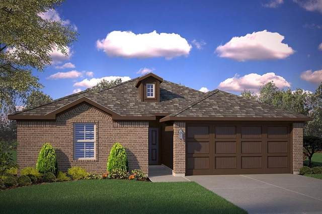 9309 Desertrock Road, Fort Worth, TX 76131 (MLS #14466850) :: Real Estate By Design