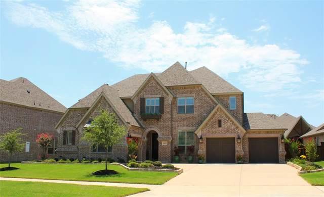 4411 Autumn Sage Drive, Prosper, TX 75078 (MLS #14466860) :: Jones-Papadopoulos & Co