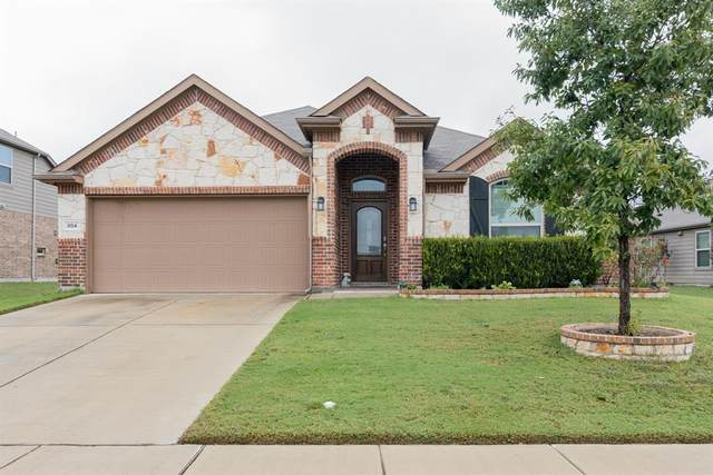804 Salida Road, Fort Worth, TX 76052 (MLS #14466862) :: Real Estate By Design