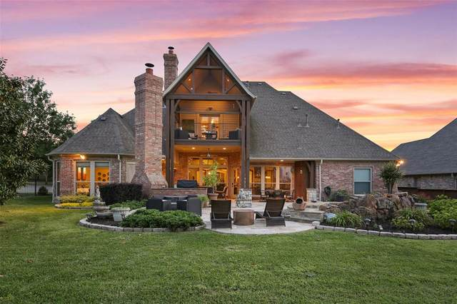 6809 Providence Road, Colleyville, TX 76034 (MLS #14466879) :: Real Estate By Design