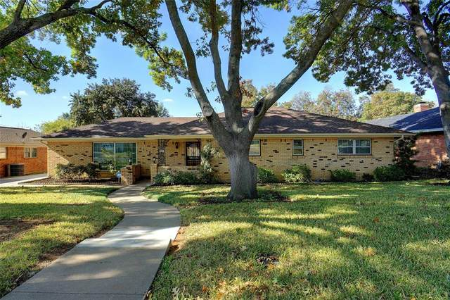6248 Winifred Drive, Fort Worth, TX 76133 (MLS #14466897) :: Real Estate By Design