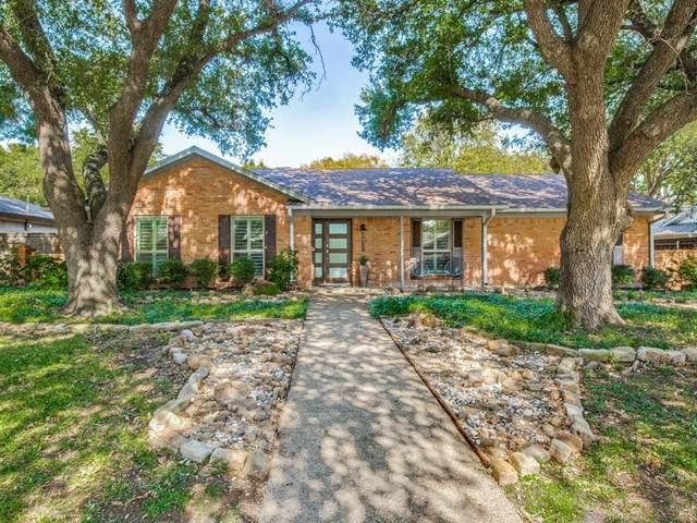 4817 Harvest Hill Road, Dallas, TX 75244 (MLS #14466900) :: Real Estate By Design