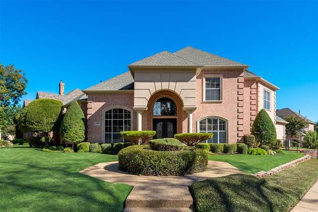 4202 Pinecreek Drive, Rowlett, TX 75088 (MLS #14466908) :: Real Estate By Design