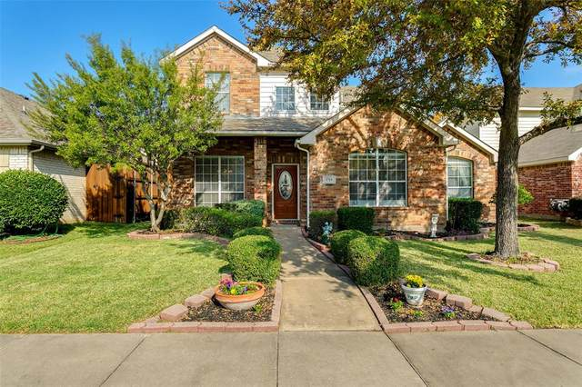1715 Hackberry Branch Drive, Allen, TX 75002 (MLS #14466921) :: The Kimberly Davis Group