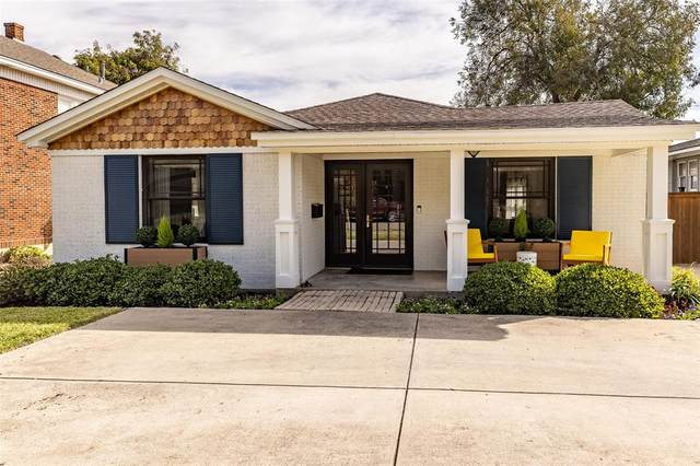 1401 Belle Place, Fort Worth, TX 76107 (MLS #14466937) :: The Hornburg Real Estate Group