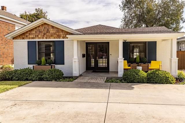 1401 Belle Place, Fort Worth, TX 76107 (MLS #14466937) :: The Tierny Jordan Network