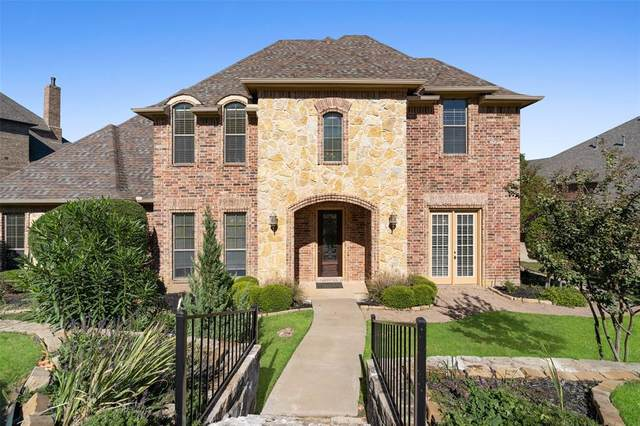 3021 Rolling Wood Lane, Keller, TX 76248 (MLS #14467071) :: Real Estate By Design