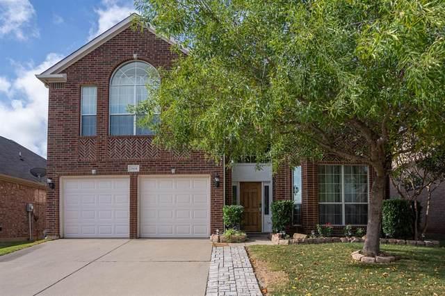 2804 Cedar Ridge, Fort Worth, TX 76177 (MLS #14467079) :: Real Estate By Design