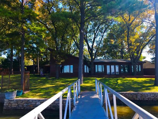 163 River Road, Possum Kingdom Lake, TX 76449 (MLS #14467088) :: The Kimberly Davis Group