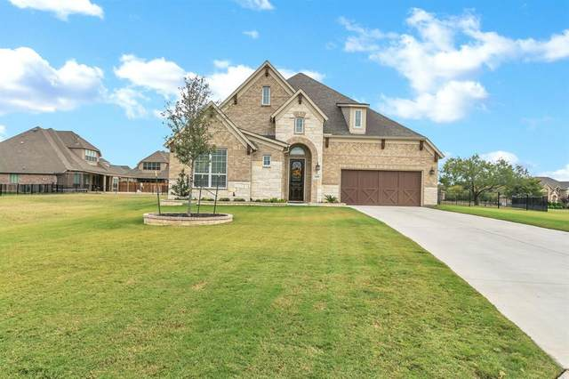 12100 Fairway Meadows Drive, Fort Worth, TX 76179 (MLS #14467100) :: Real Estate By Design
