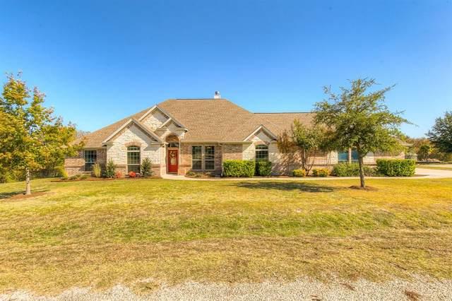 114 Silver Ridge Lane, Aledo, TX 76008 (MLS #14467107) :: Real Estate By Design
