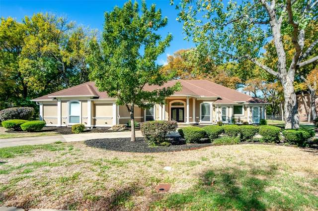 5833 Forest River Drive, Fort Worth, TX 76112 (MLS #14467149) :: Real Estate By Design