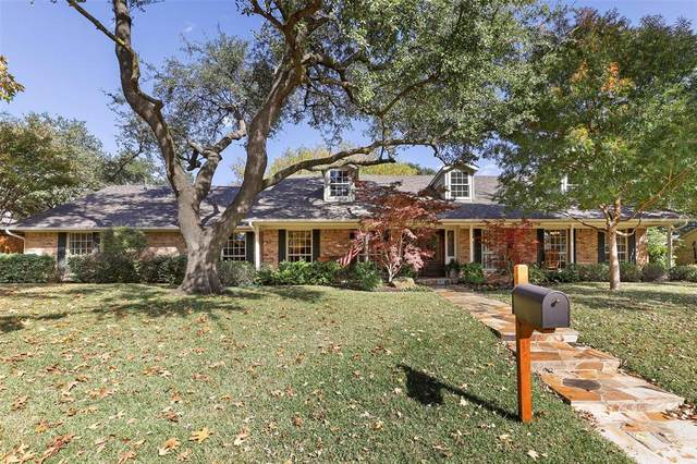 14926 Vistaridge Drive, Dallas, TX 75248 (MLS #14467181) :: The Tierny Jordan Network