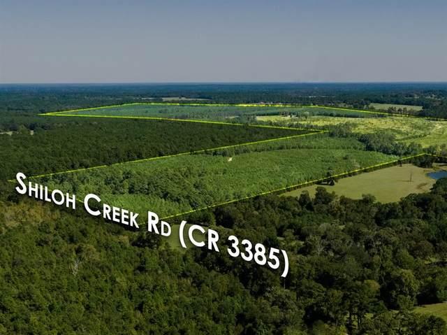 0000 Cr 3385, Crockett, TX 75835 (MLS #14467188) :: Real Estate By Design