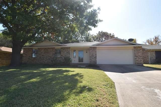 300 Rosebud Drive, Stephenville, TX 76401 (MLS #14467195) :: The Mauelshagen Group