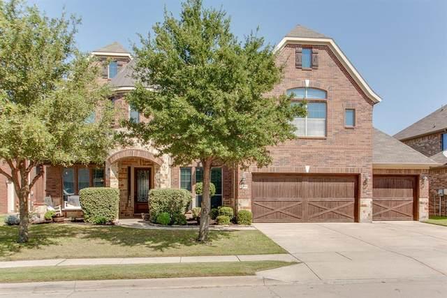 5309 Royal Lytham Road, Fort Worth, TX 76244 (MLS #14467211) :: Real Estate By Design