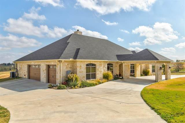 156 Chisholm Hills Road, Weatherford, TX 76087 (MLS #14467268) :: The Kimberly Davis Group