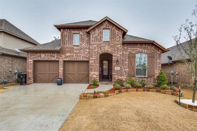 3804 Ramble Creek Drive, Mckinney, TX 75071 (MLS #14467274) :: The Mauelshagen Group