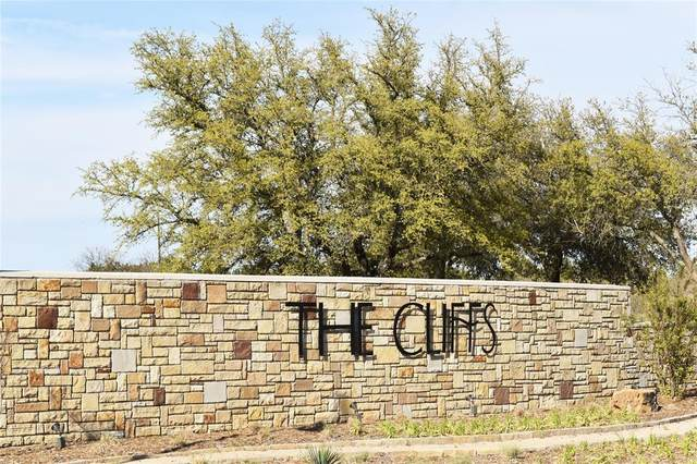 Lot 156 Winged Foot Drive, Graford, TX 76449 (MLS #14467286) :: The Rhodes Team
