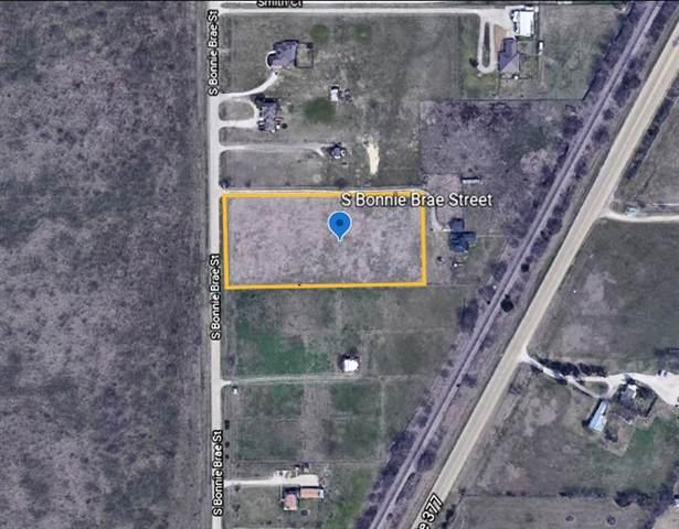 00 S Bonnie Brae Street, Denton, TX 76226 (MLS #14467360) :: The Daniel Team
