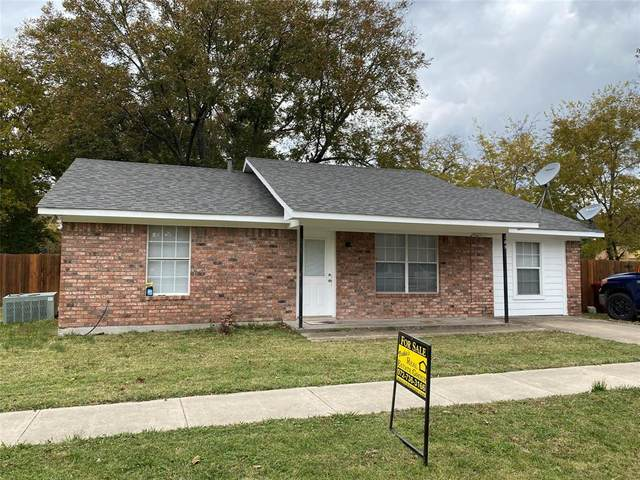 209 Cedar, Leonard, TX 75452 (MLS #14467376) :: Maegan Brest | Keller Williams Realty