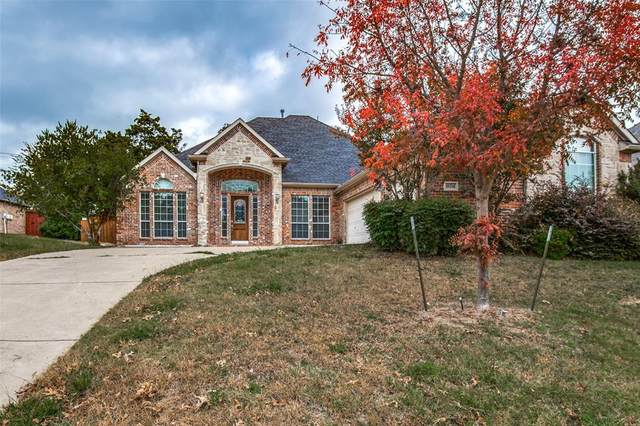 10214 Huffines Drive, Rowlett, TX 75089 (MLS #14467422) :: Real Estate By Design