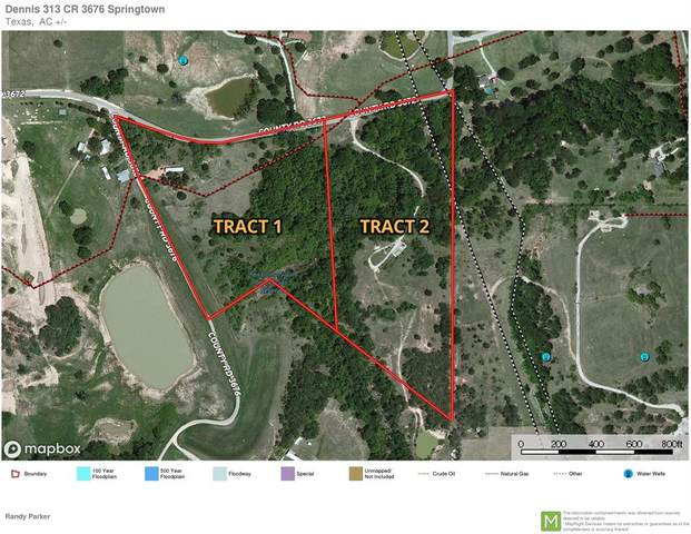Tract 1 County Road 3676, Springtown, TX 76082 (MLS #14467507) :: The Kimberly Davis Group