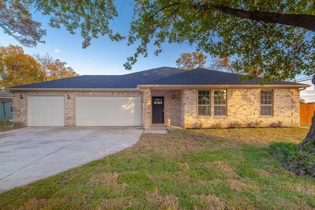 3026 Honeysuckle Drive, Garland, TX 75041 (MLS #14467593) :: Real Estate By Design