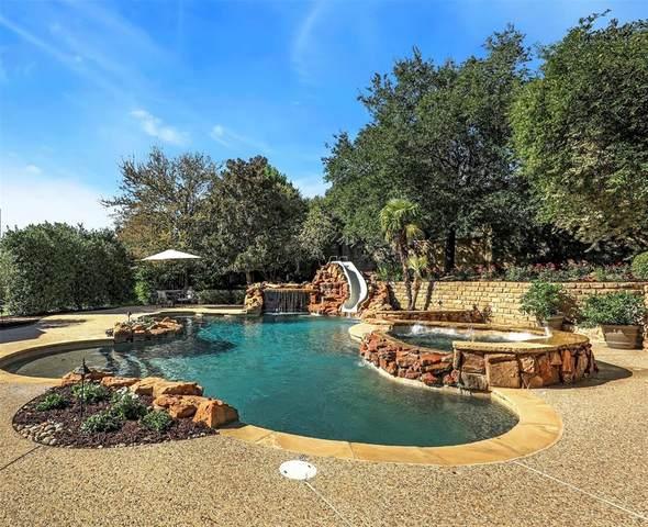 1350 Montgomery Lane, Southlake, TX 76092 (MLS #14467599) :: EXIT Realty Elite