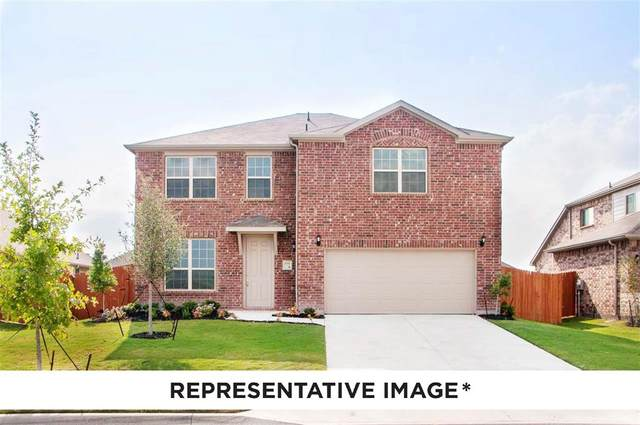 1029 Waverly Drive, Van Alstyne, TX 75495 (MLS #14467607) :: Robbins Real Estate Group