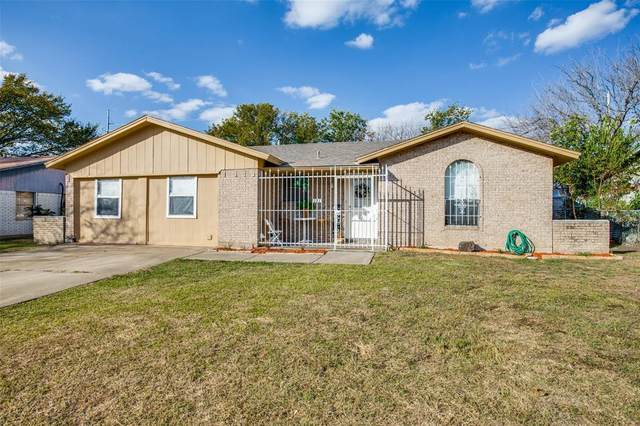 221 Buie Drive, Everman, TX 76140 (MLS #14467610) :: Robbins Real Estate Group