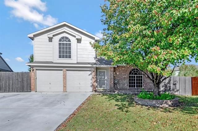 713 Gull Circle, Saginaw, TX 76131 (MLS #14467639) :: Potts Realty Group