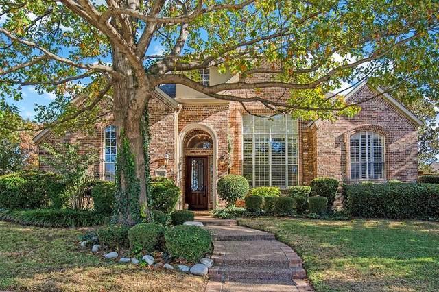 5824 Lennox Hill Drive, Plano, TX 75093 (MLS #14467645) :: The Mauelshagen Group