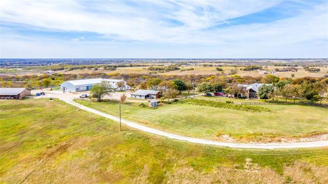 3411 Old Maypearl Road, Waxahachie, TX 75167 (MLS #14467684) :: All Cities USA Realty