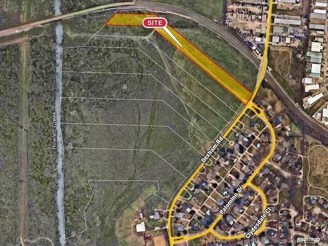 4613 Dexham Road, Rowlett, TX 75088 (MLS #14467697) :: The Hornburg Real Estate Group