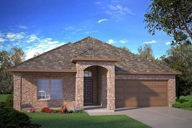 1722 Swale Lane, Granbury, TX 76049 (MLS #14467789) :: Real Estate By Design