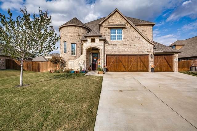308 Clear Cove, Argyle, TX 76226 (MLS #14467813) :: Real Estate By Design