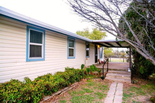 110 Crowley Lane, Mineral Wells, TX 76067 (MLS #14467838) :: Team Tiller