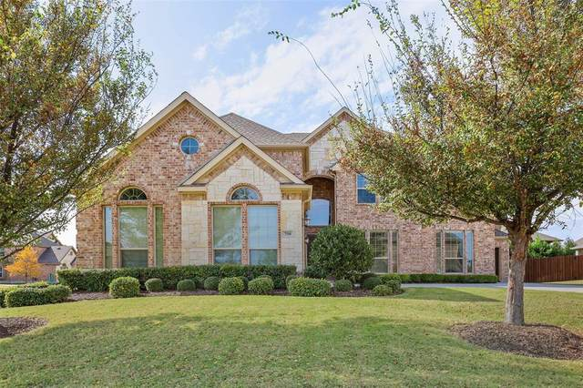 750 Bonham Drive, Prosper, TX 75078 (MLS #14467894) :: Real Estate By Design