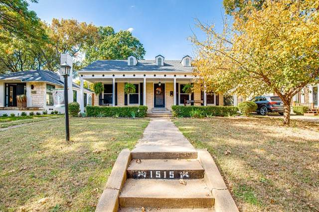 1515 S Montreal Avenue, Dallas, TX 75208 (MLS #14467896) :: The Kimberly Davis Group