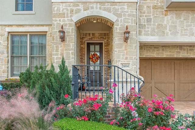 2604 Grail Maiden Court, Lewisville, TX 75056 (MLS #14467928) :: The Kimberly Davis Group